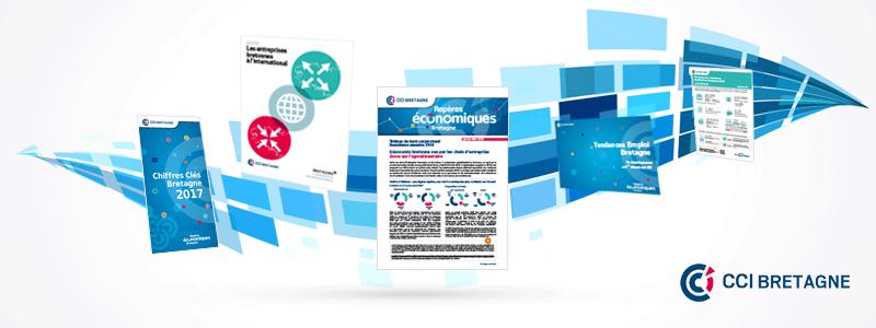 Abonnement aux publications de la CCI Bretagne