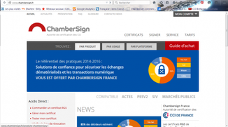 Chambersign
