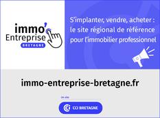 Site immo'Entreprise Bretagne