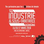 Logo salon Industrie sous traitance Nantes
